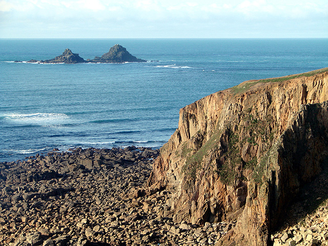 Gribba Point and the Brisons