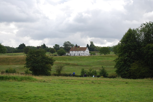 House overlooking the River Medway