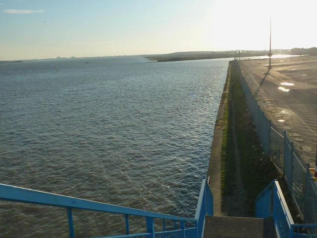 Outer part of the Quay, Fleetwood