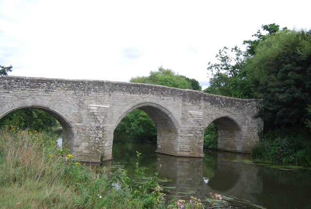 Teston Bridge
