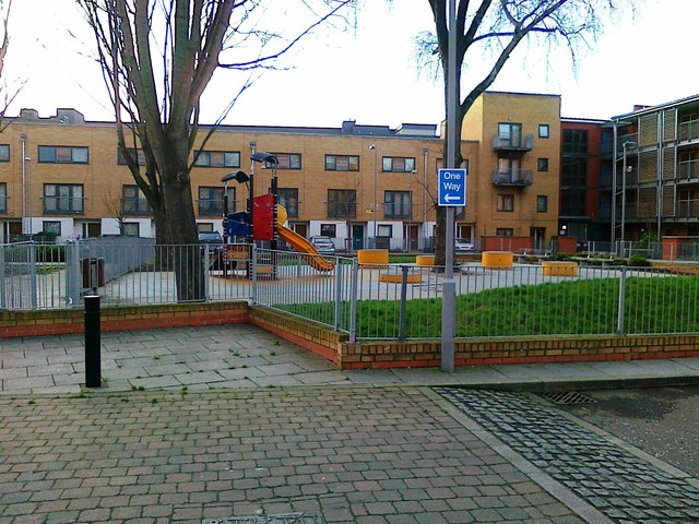 Play Area, Wellington Square
