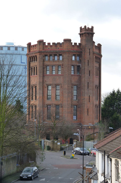 Southall Water Tower