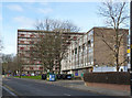 TQ2079 : South Acton Estate by Alan Murray-Rust