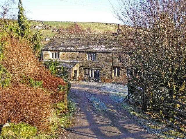 Lower Strines Farm