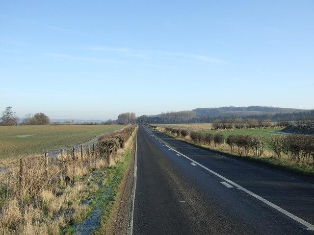 A659 towards Harewood