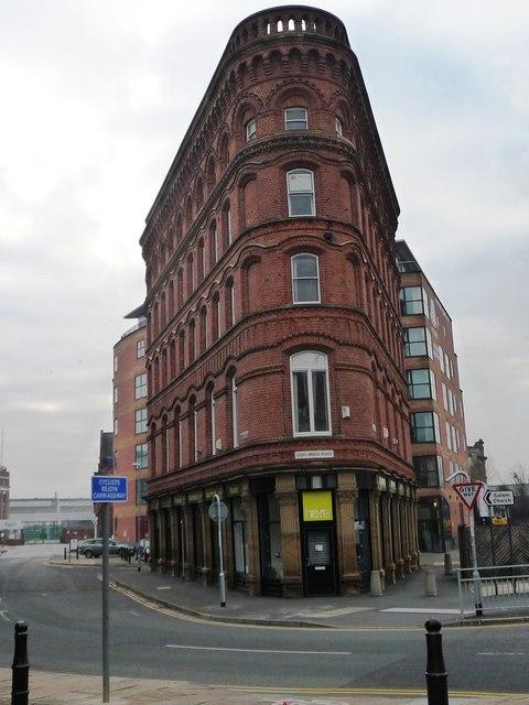 Leeds Bridge House