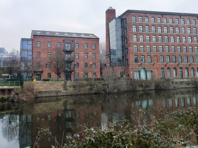 Converted mills, East Street