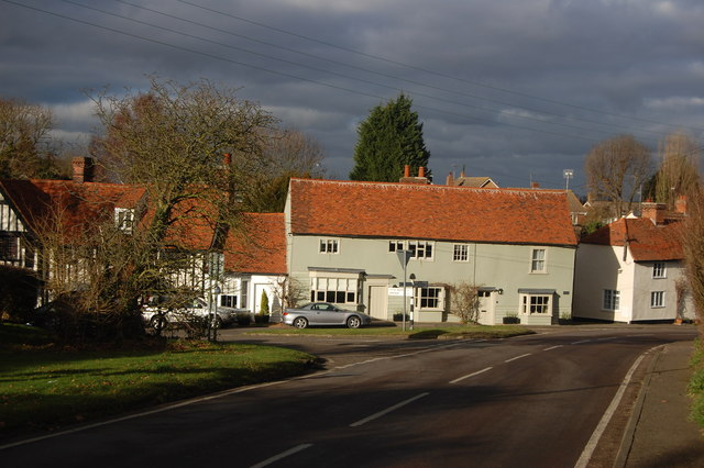 Cottages, Woodham Walter