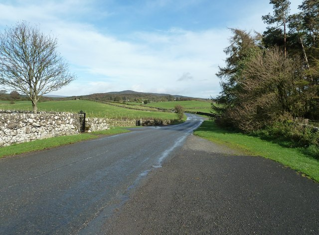 Looking towards Colvend