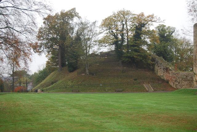 The Motte, Tonbridge Castle
