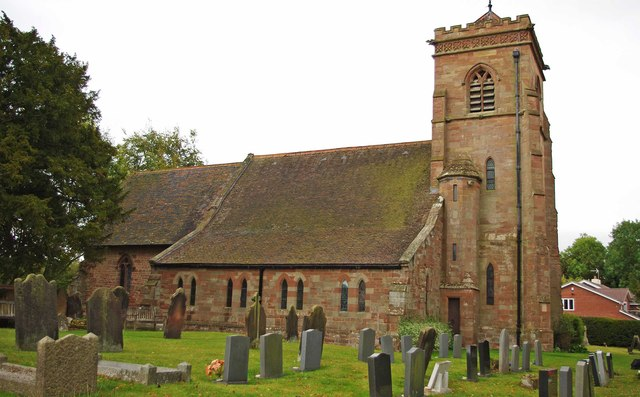 St. Cuthbert's Church (1), Rectory Road, Donington