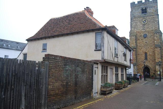 Tygers Head, Church Lane