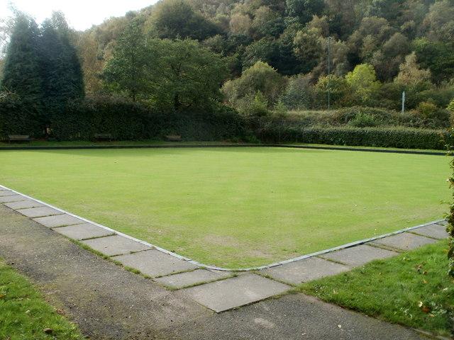 Bowling green, Llanhilleth