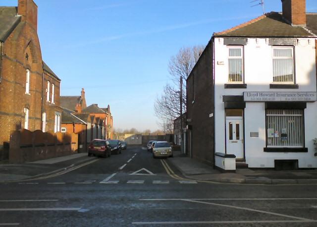 Patterson Street