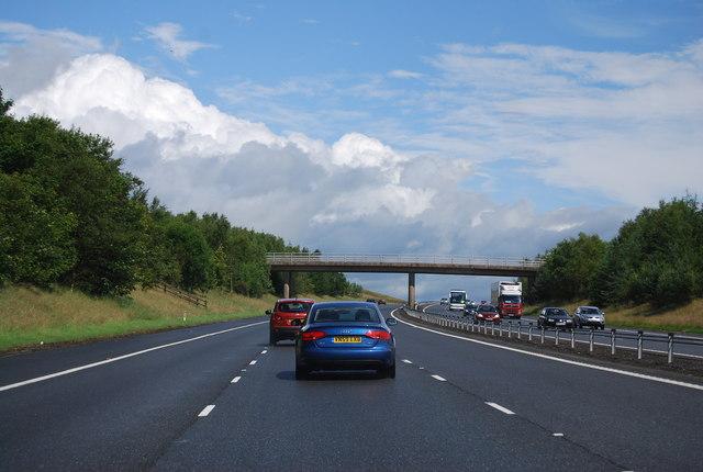 Cogries Access Bridge, A74(M)
