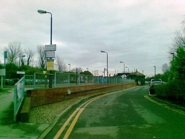 Widney Manor Station