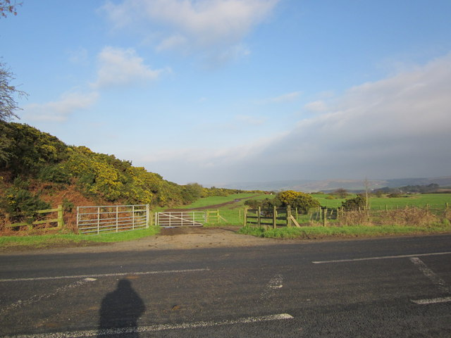 Farmland at Blackparks