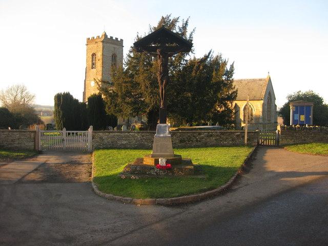 Paulerspury War Memorial