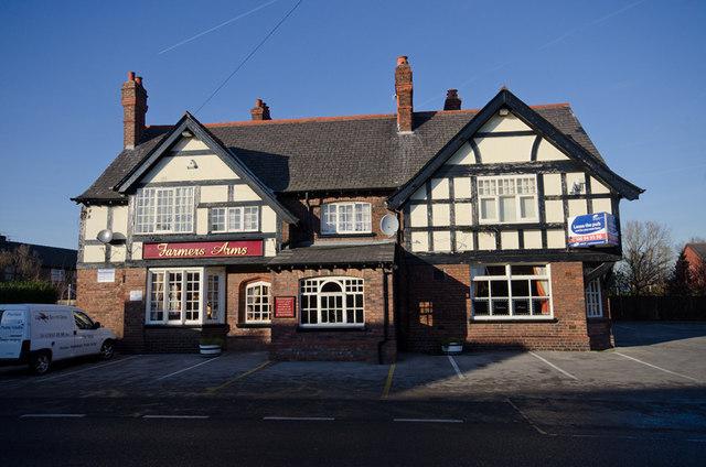 Farmers Arms Pub, Fearnhead
