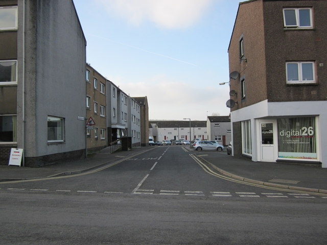 Dalrymple Court