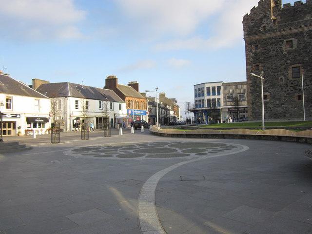 Town Centre Plaza