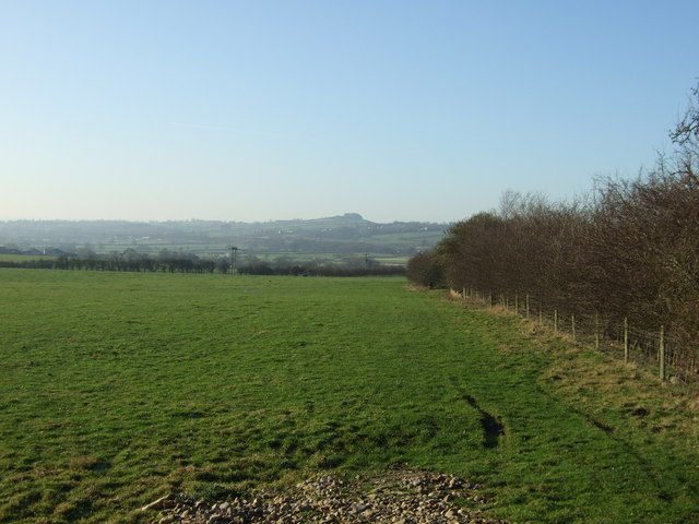 Farmland, Swindon Bank Farm