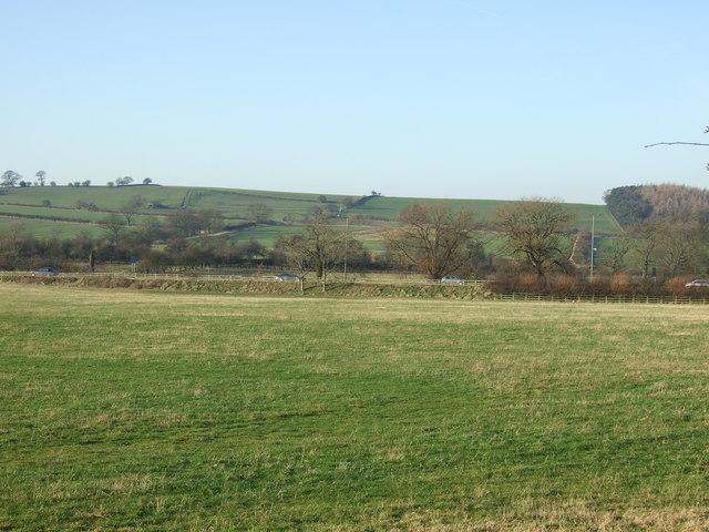 Farmland off Swindon Lane