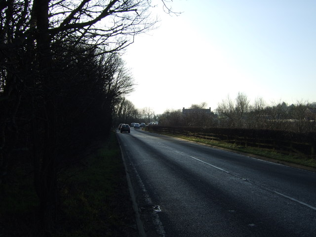 A658 towards Bradford