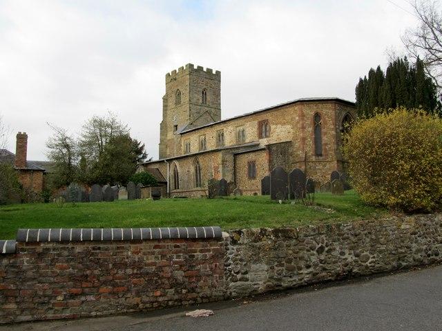 Swinford-All Saints Church