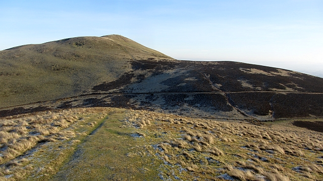 Allermuir Hill