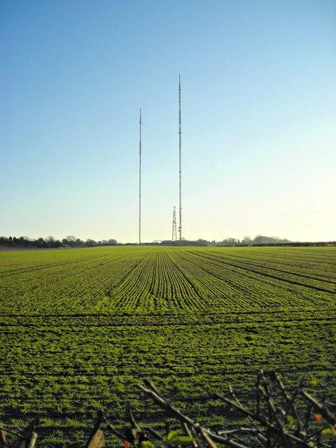Field next to Watford Gap Lane