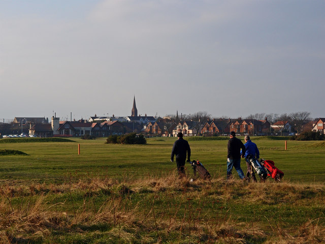 Fullarton Golf Course, Troon