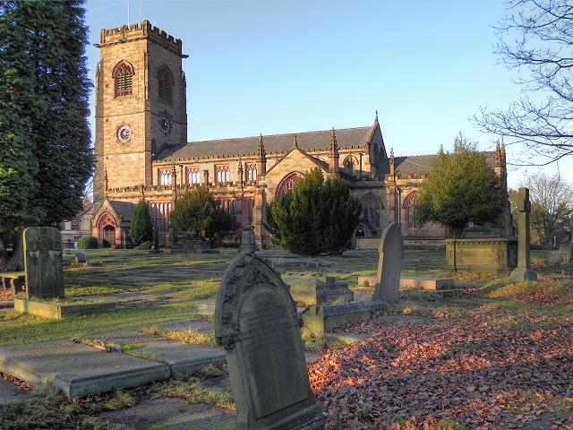 Parish Church of St Mary with St Luke