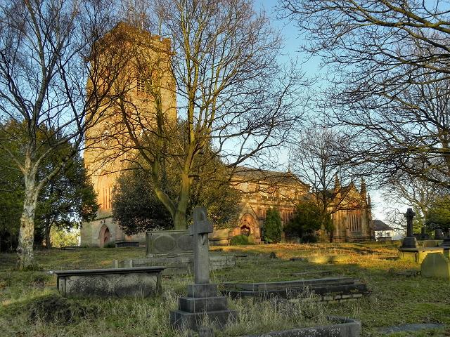 Church of St Mary the Virgin, Bowdon