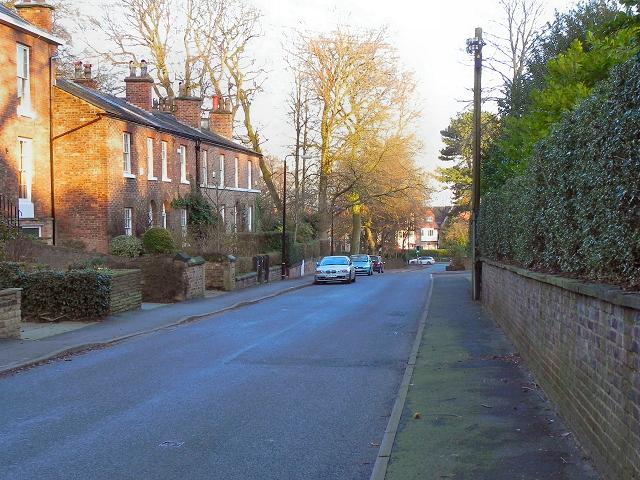 Stamford Road, Rosehill