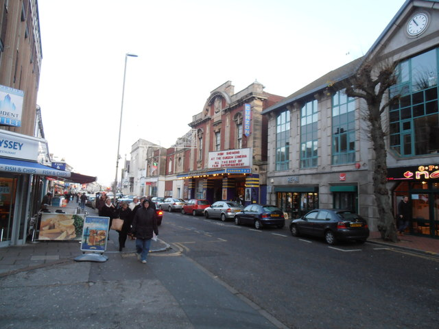 Eastbourne Langley Road (Curzon Cinema)