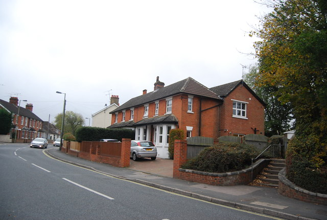 Houses on Rectory Rd