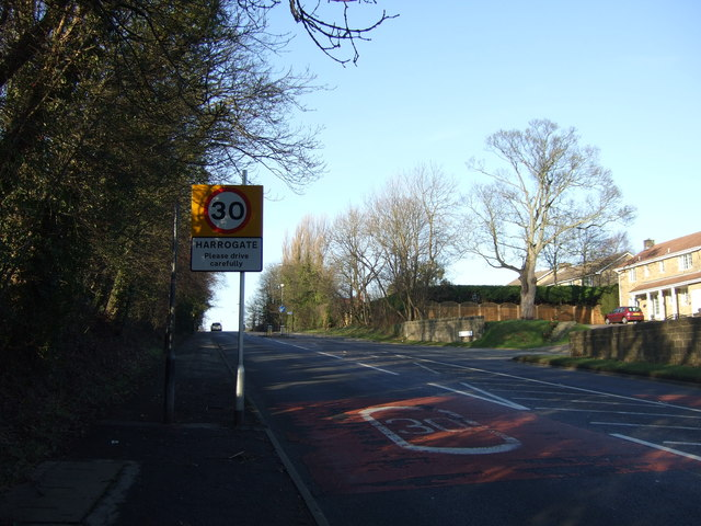 Almsford Bank (A61)
