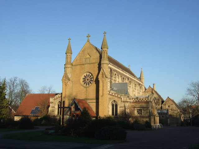 St Mark's Church, Leeds Road