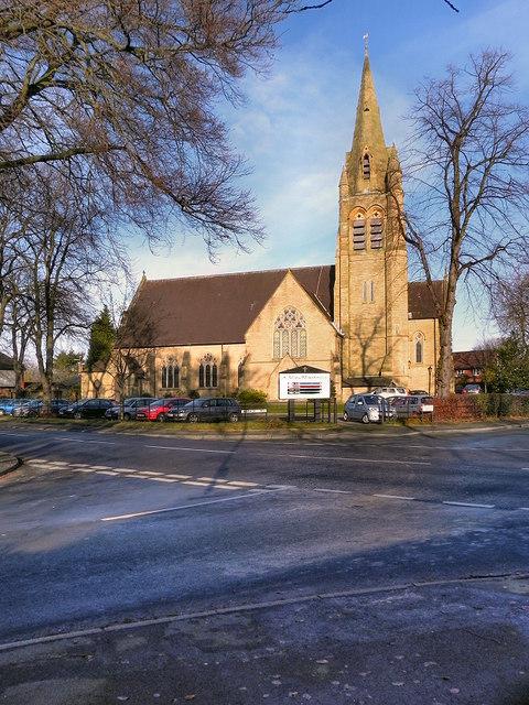 St Mary's Church, Ashton-on-Mersey