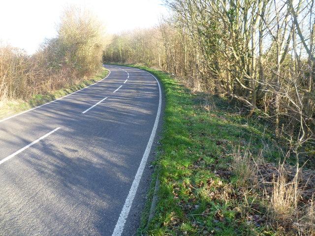 Eynsford Road near the M25