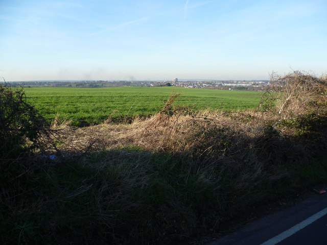 View from Wested Lane