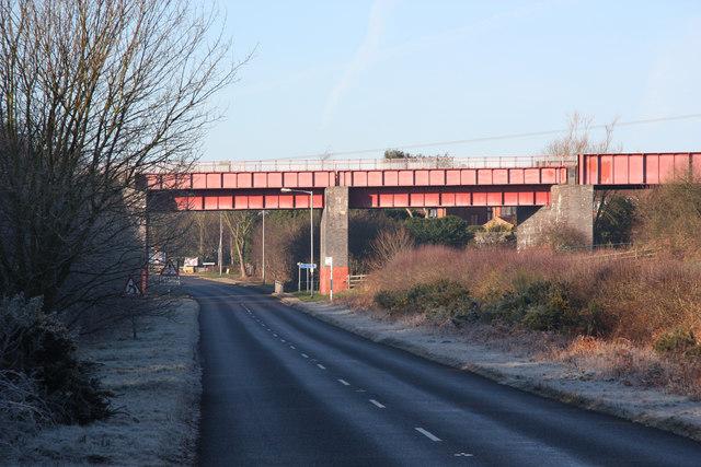 Mansfield Road bridge