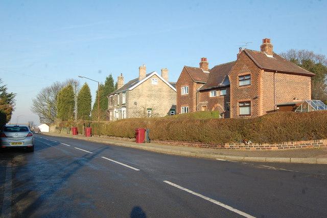Upperthorpe Road