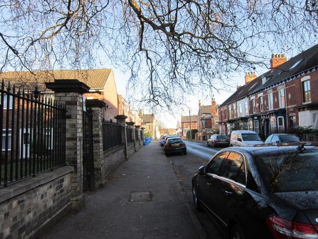 Park Grove, Hull