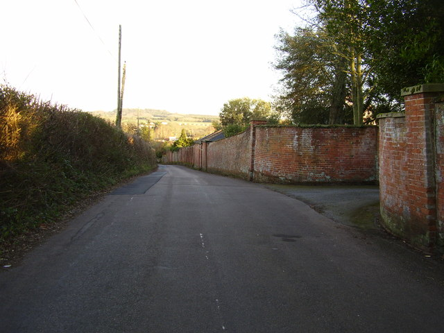 The long wall. Oakhayes lane