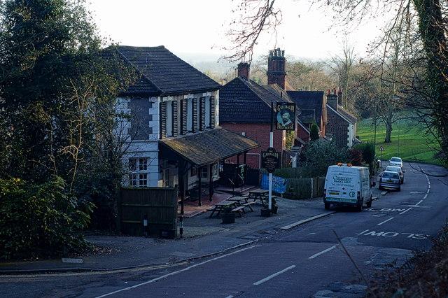 The Garibaldi, Redhill Common, Surrey