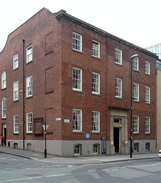 Cobden House, Quay Street, Manchester