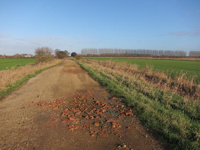 Bridleway to New Farm