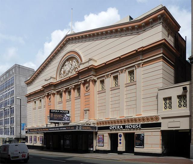 Opera House, Quay Street, Manchester